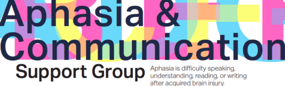 RSVP Aphasia & Communication Support Group